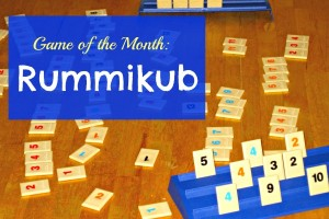 Game of the Month: Rummikub
