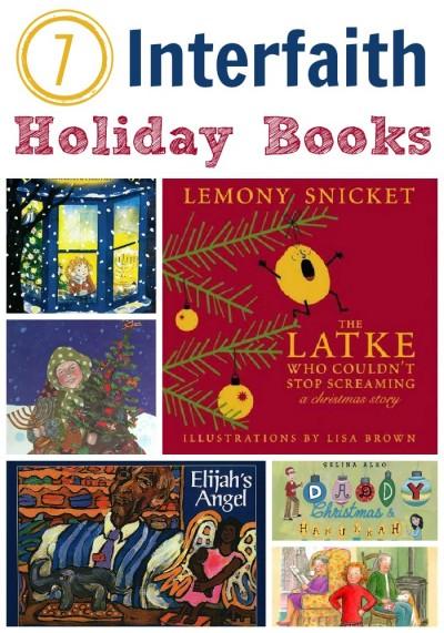 kid books christmas hanukkah
