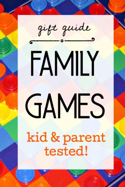 Games for kids for gift giving. Perfect for the whole family.