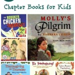 Thanksgiving Chapter Books For Kids