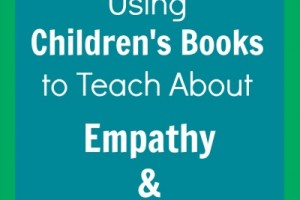 Using Children's Books to Teach about Empathy and Grief