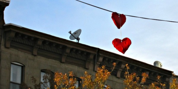 hearts on a wire