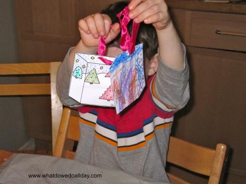 hanukkah ornament coloring page
