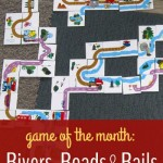 Game of the Month: Rivers, Roads and Rails