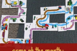 Rivers Roads and Rails game for kids is fun for puzzle and transportation fans!