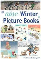 kids books for winter