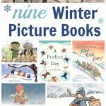 New Winter-Themed Books for Kids