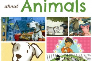 Best Early Chapter Books for Kids {Animals}