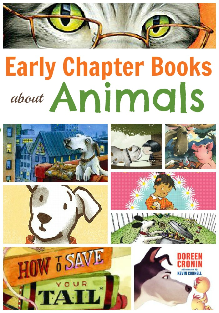 pet chapter books images