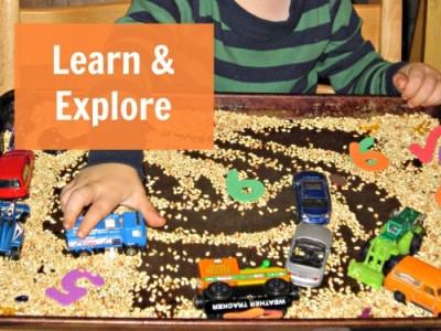 learn explore