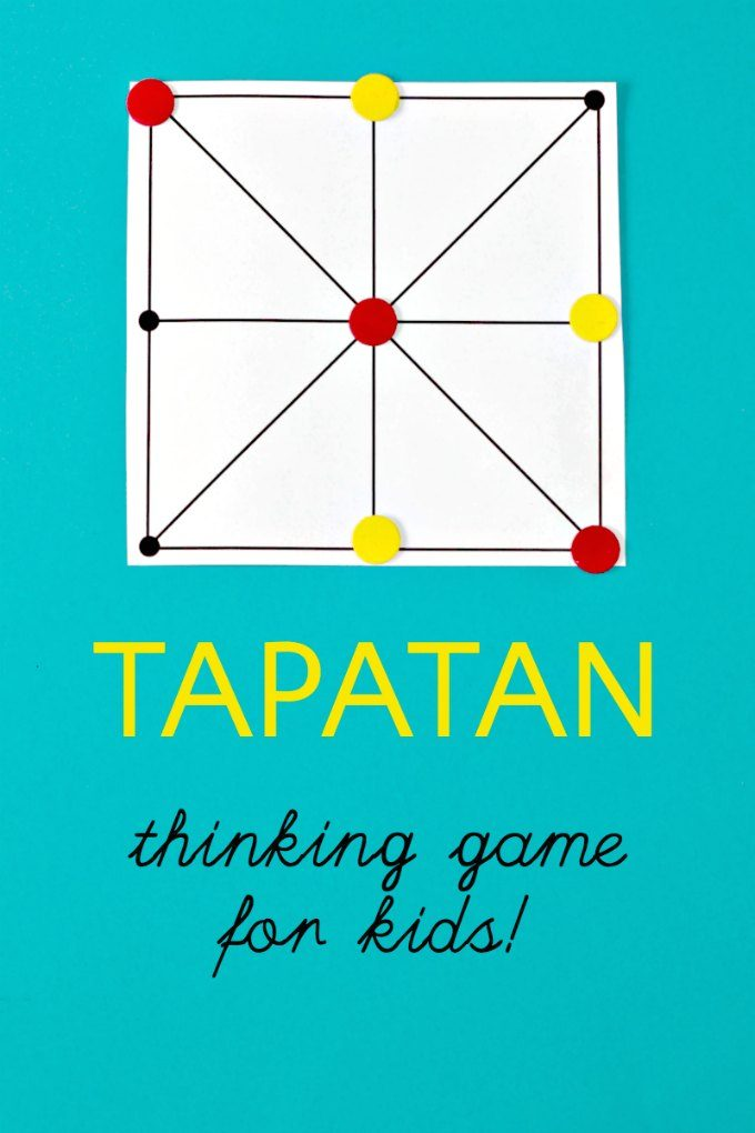 Tapatan is a Tic Tac Toe -like 3 in a row game from The Philippens