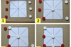 Tapatan: A Brain Boosting Twist on Tic-Tac-Toe