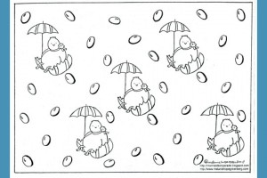 Easter Coloring Page Free Printable