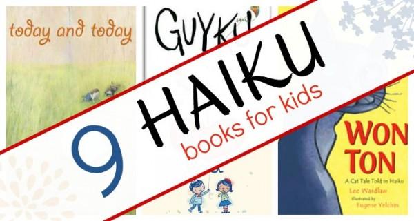 haiku books for kids