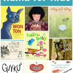Haiku Poetry Books for Kids