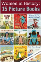 Women in History best biograpy books for kids
