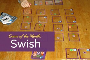 Game of the Month: Swish {Card Game}