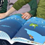 "How to ""Read"" Wordless Picture Books {Parent Tips}"