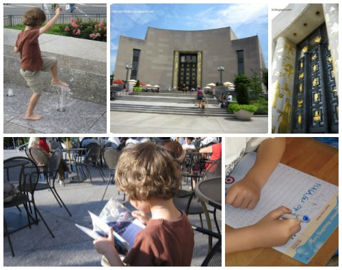 library summer challenge