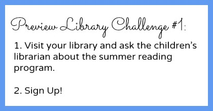 great library challenge