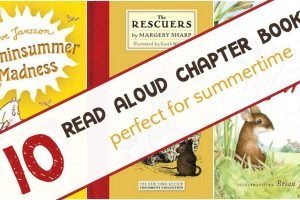 Perfect summer read alouds