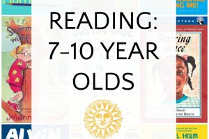 Summer reading books for 7-10 year olds