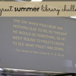 The Great Summer Library Challenge :: Fiction Books