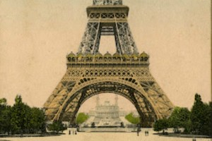 Paris chapter books for kids