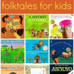 African Folktales for Kids: Picture Books