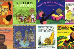 African Folktales for Kids: 20 Stunning Picture Books