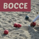 Game of the Month: Bocce