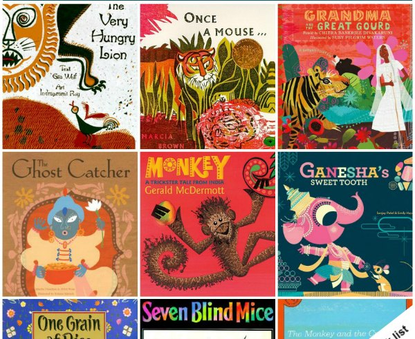 Folktales for Kids from India: Picture Books