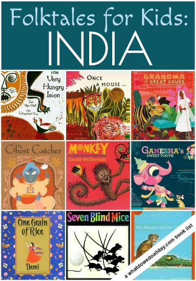 folktales from india picture books for kids