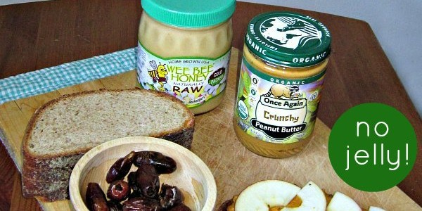 creative no-jelly peanut butter sandwich ideas
