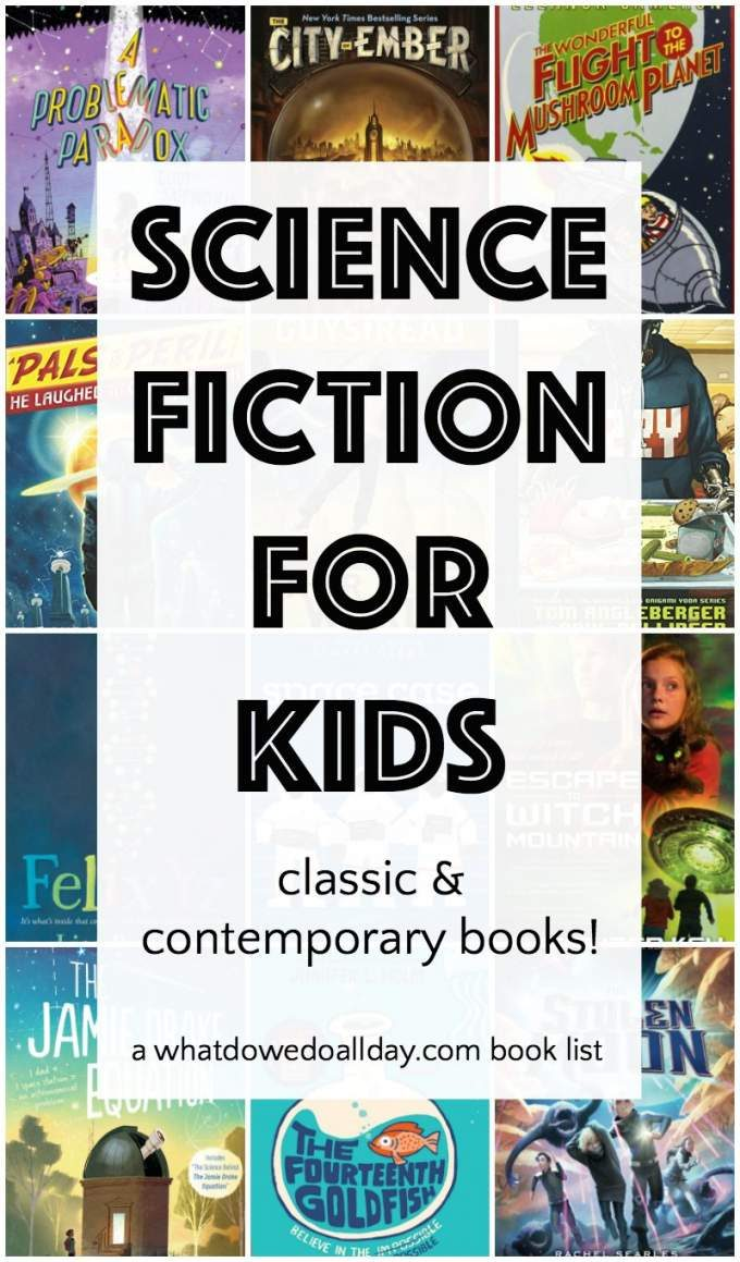 Science Fiction for kids