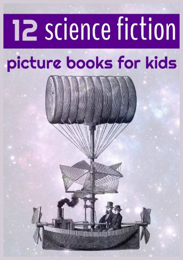 Funny, clever science fiction for younger kids