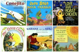 Latin American and Hispanic picture book folktales for kids.