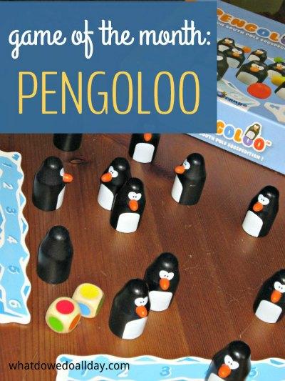 Pengoloo is great for preschoolers.