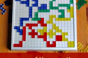 Blokus game for the whole family