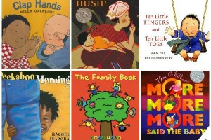 Multicultural board books for babies and toddlers