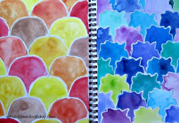 Tessellations combine art and math