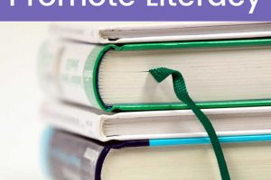 Charities that give books and promote children's literacy