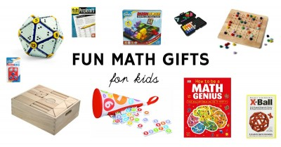 Math gifts for kids