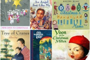 Multicultural Christmas books for kids