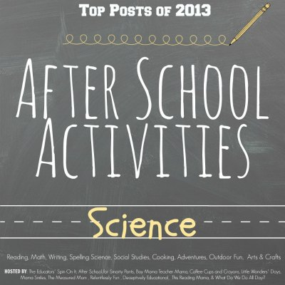 best after school science activities