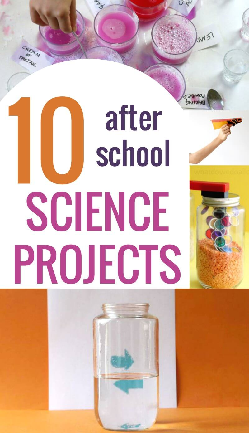 10 Top Science Activities For After School Home Experiments Energy Electricity Easy East Projects And That Are Quick To Set Up