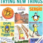 Children's Books about Trying New Things