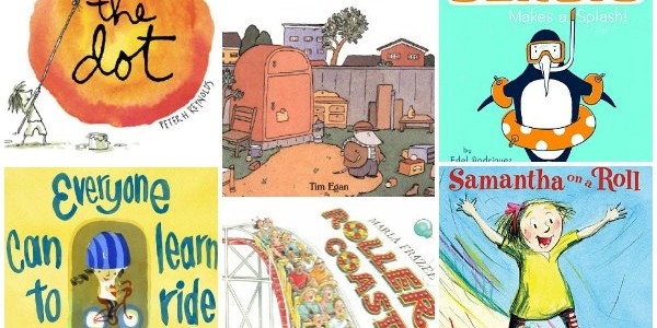 Books about trying new things for kids