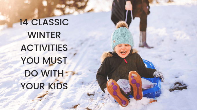 the best winter fun for families