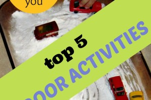 Top Indoor Activities for Kids of 2013